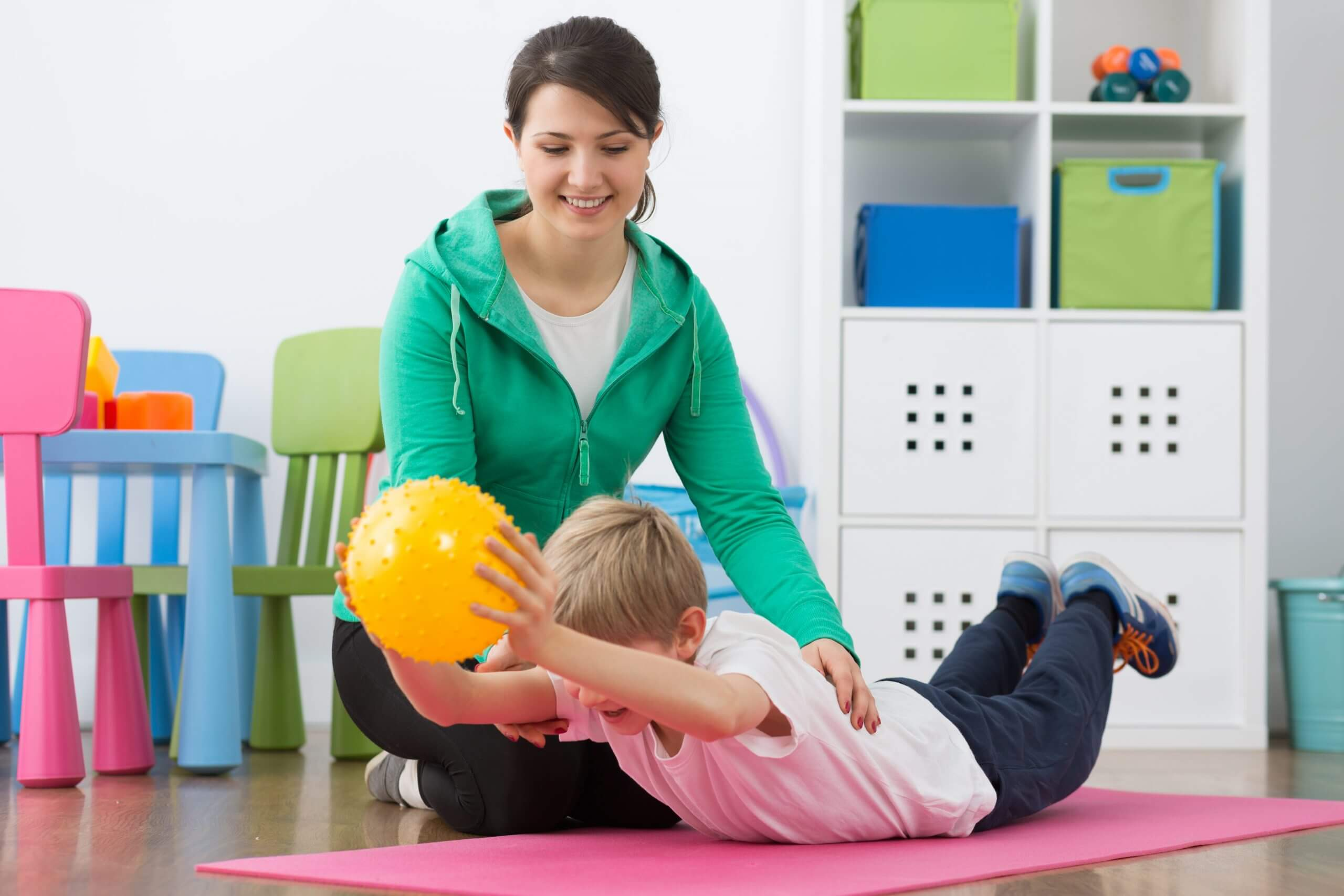 Children's Physiotherapy