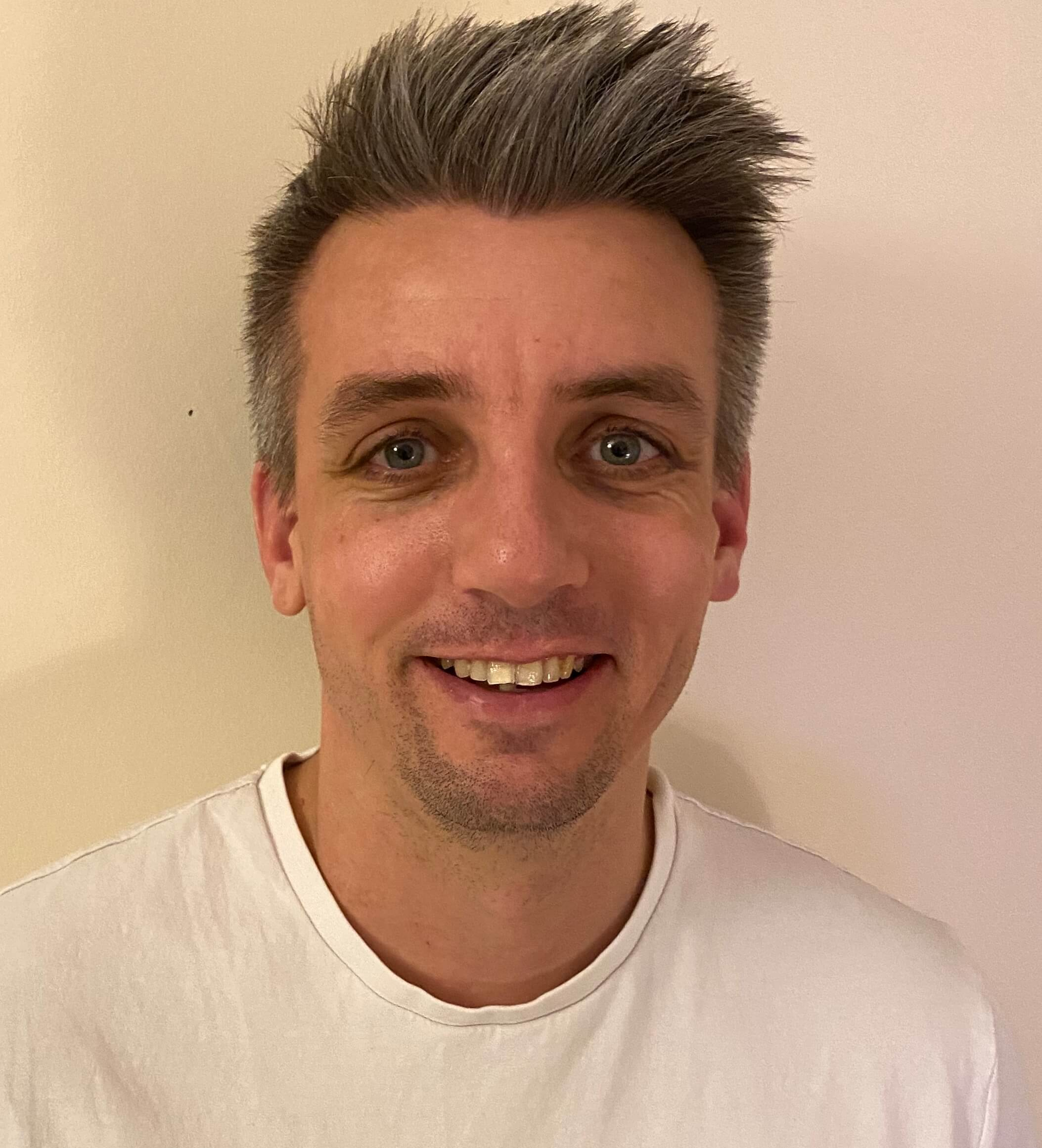 Steve Hakner Lead Physiotherapist Shockwave Therapy